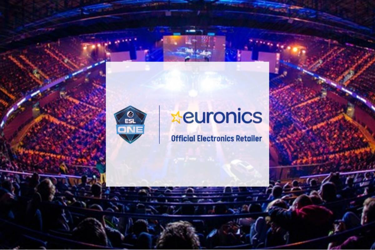 Risultati immagini per esl euronics gaming 2019