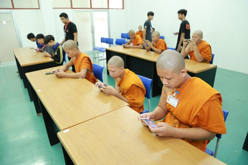 Speed Drifters monaci vincitori thailandia torneo esports