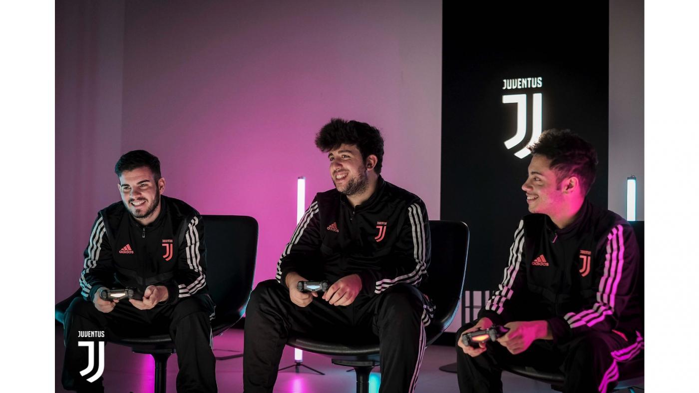 PES 2020: ecco la squadra eSport della Juventus