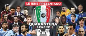 Quarantena League Le Iene