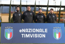 eNazionale Italia PES