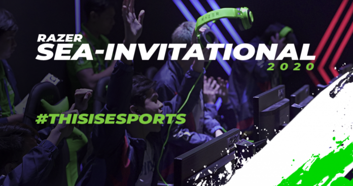 Southeast Asian Invitational Razer