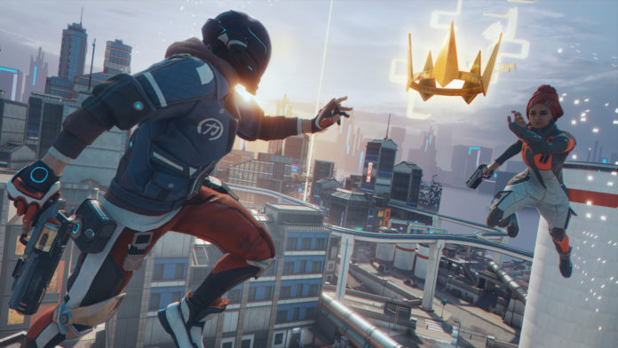 Ubisoft rivela il Battle Royale F2P Hyper Scape: video e dettagli