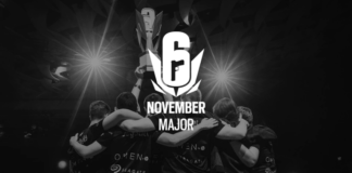 Rainbow Six, tutto pronto per ilNovember Major