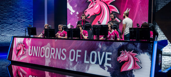 unicorns of love gaming house