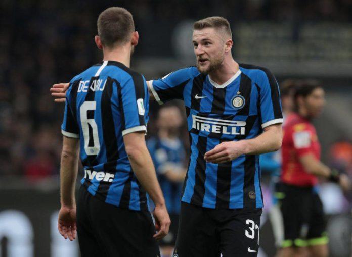 Inter, Skriniar De Vrij