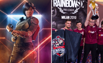 Rainbow Six, tra mini-Major e Neon Down
