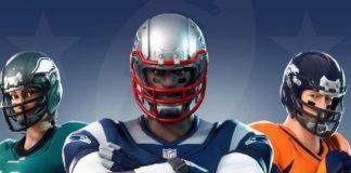 NFL Epic Games