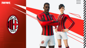 Milan Fortnite