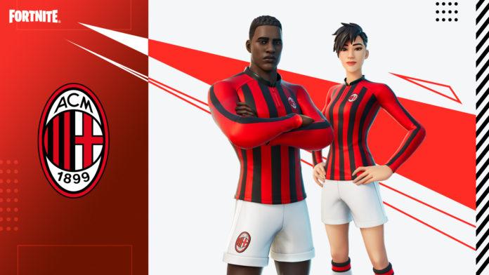 Milan Fortnite