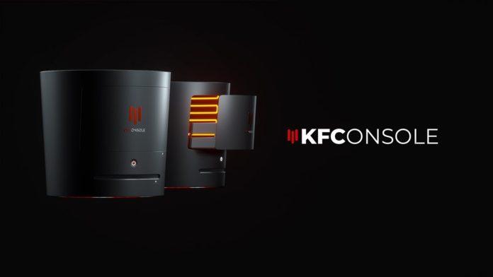 Risultato immagini per CONSOLE KFC PLAYER.IT