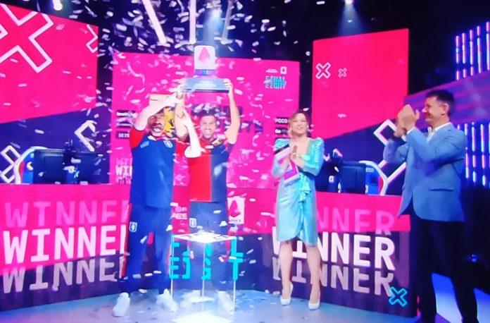 Genoa campione eSerie A
